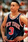 John Starks: Made an entire career off of one dunk